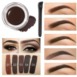 Waterproof Henna Eyebrow Cream