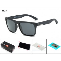 Retro Design Polarized Men's Sunglasses