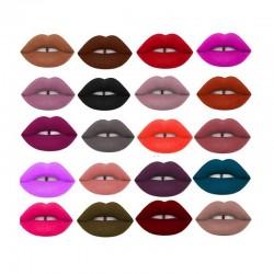 Waterproof - matte velvet - long lasting - liquid lipstick