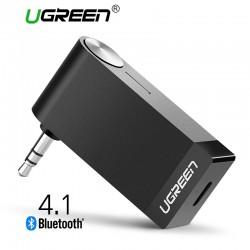 Ugreen drahtloser Bluetooth-Empfänger 3.5mm Jack Musik Audio Adapter mit Mikrofon
