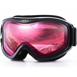 Anti-Fog UV Bescherming Dubbele Lens Winter Sportsbril Skibril |