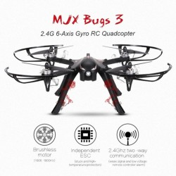 MJX B3 Bugs 3 Brushless Independent ESC 3D Roll For Gopro 3 Gopro 4 RC Drone Quadcopter RTF