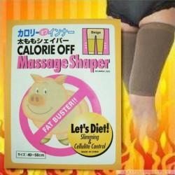 Thighs Slimming Soft Belt Burn Cellulite Leggings