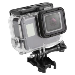 SHOOT 45m Waterproof Protective Case for Gopro Hero 5 Camera With Base Mount