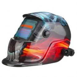 Solar Auto Darkening Helmet Grinding Welding Mask