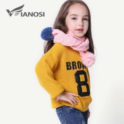 Winter Warm Kids Scarf Cotton
