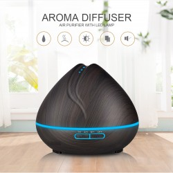 400ml Aroma Essential Oil Diffuser Ultrasonic Air Humidifier LED Light