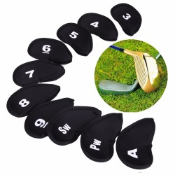 Golf Kopf Abdeckung Putter Schutz Set 10 Stück