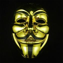 Masque Anonymous Halloween