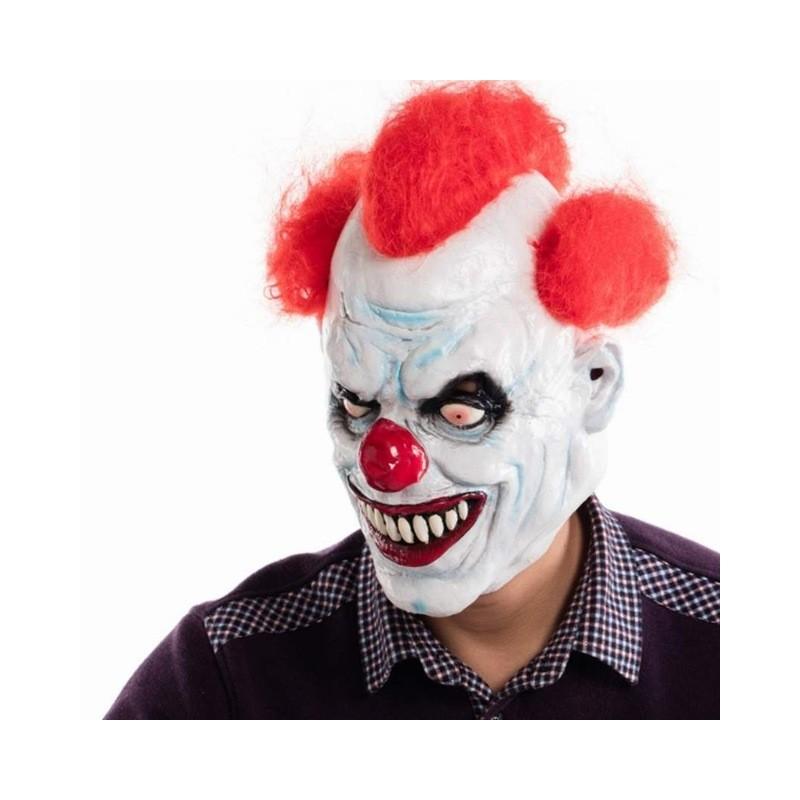 Halloween In Belgie.Joker Halloween Feest Clown Gezichtsmasker