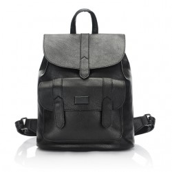Fashion Leather Women's Backpack