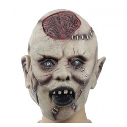 Halloween Masquerade Silicone Zombie Mask