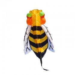 Cerf-volant colorè abeille de nylon 3 mètres