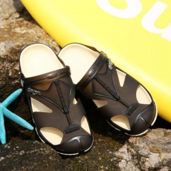 Light - non-slip light sandals - beach flip flops