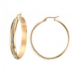 Vnox Brand Hoop Earrings...