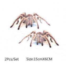 Adhesif pour voiture 3D avec araignèe et scorpion