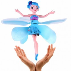 Magic Infrared Flying Fairy Doll Toy