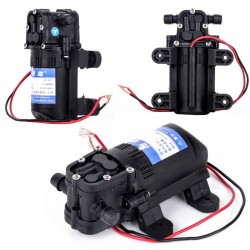DC 12V Electric Diaphragm Water Pump 70 PSI 3.5L/Min