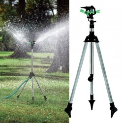Wassersprinkler Mit Teleskopstativ