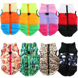 Warm Dog Clothes For Small...