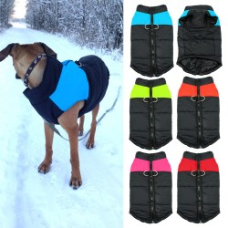 Waterproof Pet Dog Puppy Vest Jacket Chihuahua Clothing Warm Winter Dog Clothes Coat For Small Mediu