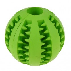 Elasticity rubber teeth cleaning balls 5cm - 7cm
