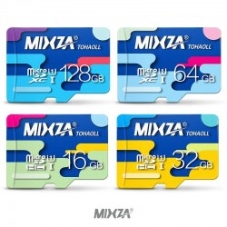 Carte micro SD MIXZA 256GB 128GB 64GB 32GB Class10 UHS-1