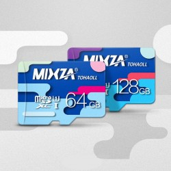 MIXZA micro SD memory card class 10 UHS-1 32GB 64GB 128GB 256GB