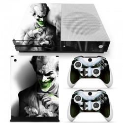 Adhesifs de vinile avec joker pour Xbox One Slim