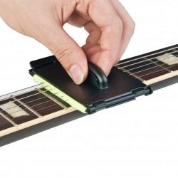 Nettoyeur pour touche et cordes guitare éléctrique et basse