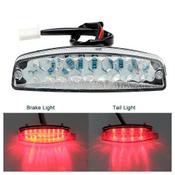 Motorcycle rear brake light LED