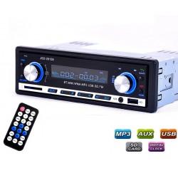 Bluetooth Audio Autoradio FM - MP3 Speler USB 4*60W