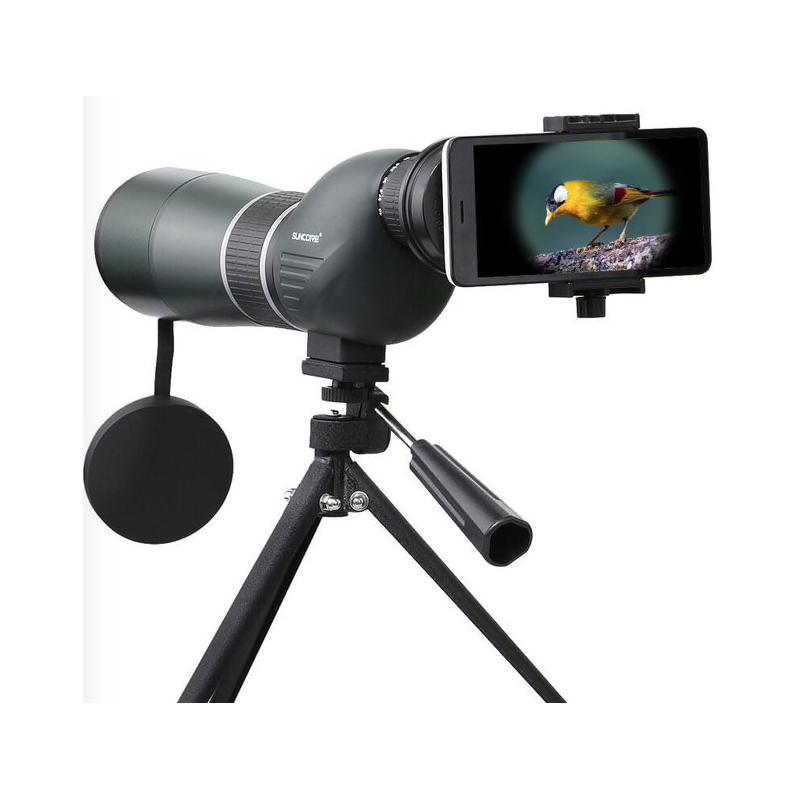 IPRee 15-45X60S Monoculaire telescoop HD optische zoomlens