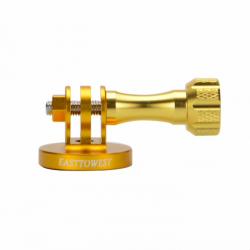 Gopro Hero 6 5 4 3+ Session Sj4000 Xiaomi Yi Action Camera aluminum thumb screw tripod mount adapter