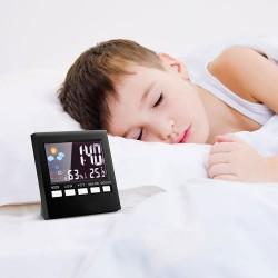 Alarme horloge digital LCD