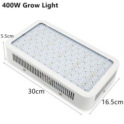 Full Spectrum 1600W LED Grow Light RedBlueWhiteWarmUVIR AC85265V SMD5730 Plant Lamp For Indoor