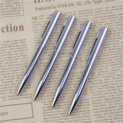 Metal mini rotating ball pen