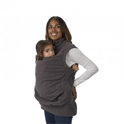 Maternity breastfeeding kangaroo vest baby carrier