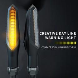 CB190 LED 150NK 12V - hoge helderheid - richtingaanwijzers motorfiets - set van 2