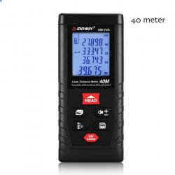 Laser afstandsmeter 40M - 60M - 80M - 100M