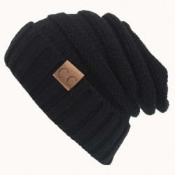 Winter knitted wool hat unisex