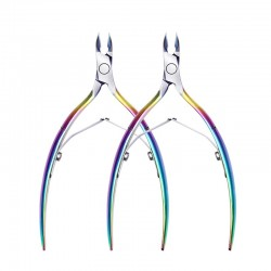 Manicure & pedicure nail cuticle nippers