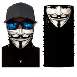 Motorfiets sjaal gezichtsmasker bivakmuts