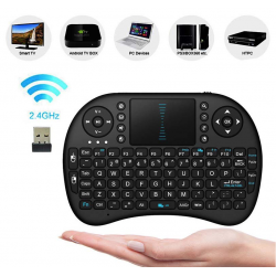 Android TV Box- PC Bluetooth keyboard touchpad