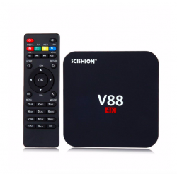 SCISHION V88 RK3229 4K Android 7 1G 8G WIFI LAN Dolby DTS TV Box Mini PC