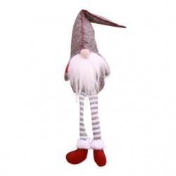 Elfe jambes longues dècoratif de Noel 50cm