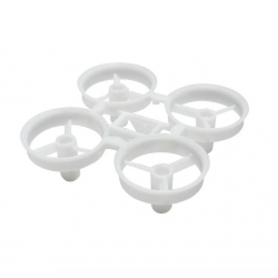 Kit cadre bricolage pour lame Micro FPV RC Quadcopter Inductrix Tiny Whoop