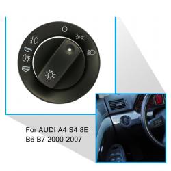 Switch pour lumières voiture Audi A4 S4 8E B6 B7 2000-20007