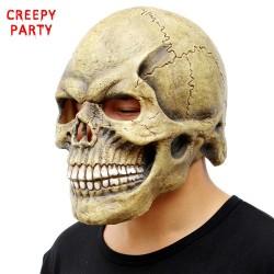Masque d'Halloween squelette entière