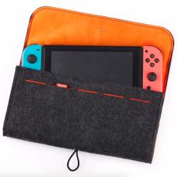 Nintendo Switch wollen beschermhoes